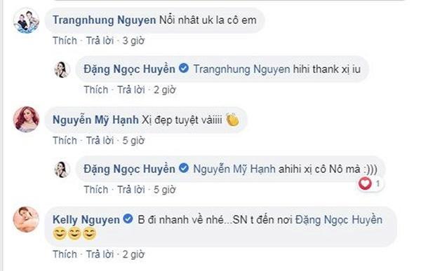 VZN News: Thả dáng đẹp như nữ thần ở trời Tây, Huyền Baby được Phạm Hương khen ngợi-7