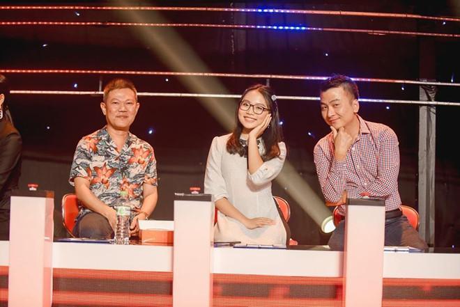 Phương Mỹ Chi làm giám khảo Giọng hát Việt nhí-1