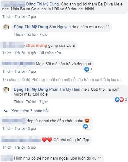 VZN News: Midu thả nhẹ tấm ảnh bên người mẹ U60, fan giật mình tưởng hai chị em nhưng chẳng bằng phản ứng từ Quốc Trường-3