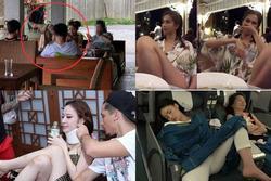 Đâu chỉ riêng Á hậu Huyền My, dàn mỹ nhân Việt này từng có dáng ngồi gây nhức nhối người nhìn