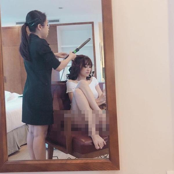 VZN News: Đâu chỉ riêng Á hậu Huyền My, dàn mỹ nhân Việt này từng có dáng ngồi gây nhức nhối người nhìn-7