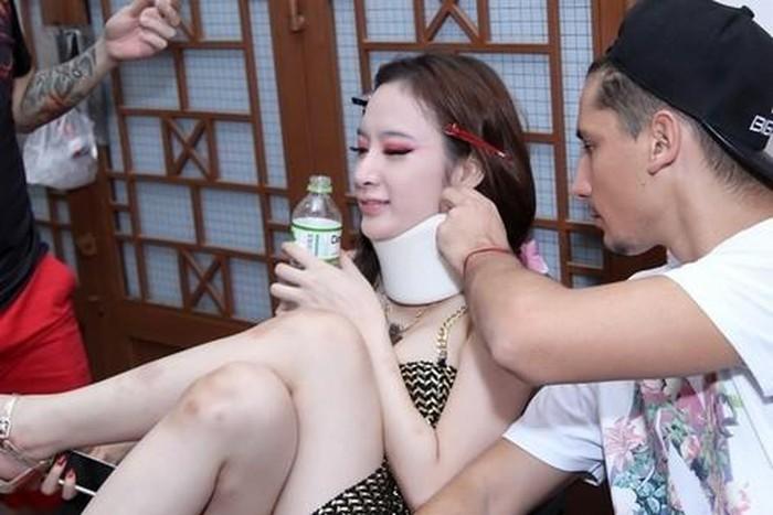 VZN News: Đâu chỉ riêng Á hậu Huyền My, dàn mỹ nhân Việt này từng có dáng ngồi gây nhức nhối người nhìn-13