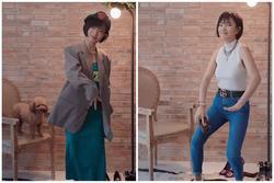 Muốn trở thành fashionista 'nhanh như chớp' thì học Châu Bùi cách mix đồ với 'áo của bố'