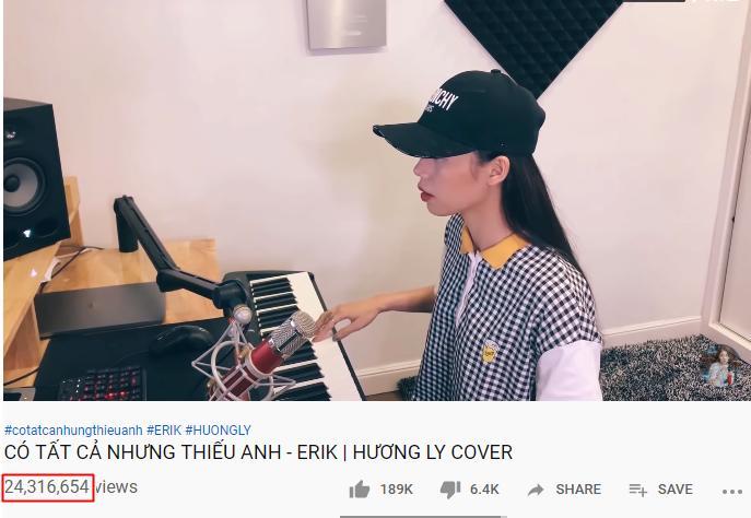 Thật như đùa: MV Có tất cả nhưng thiếu anh của Erik bị bản cover của chính nó bỏ xa hàng trăm nghìn view trên Youtube-3