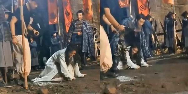 Diễn viên quần chúng ở Trung Quốc bị ngược đãi, coi rẻ như thế nào?-1