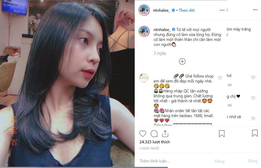 Trước trận Quang Hải đối đầu Thái Lan, Nhật Lê có đôi lời nhắn nhủ yêu thương trên Instagram-1