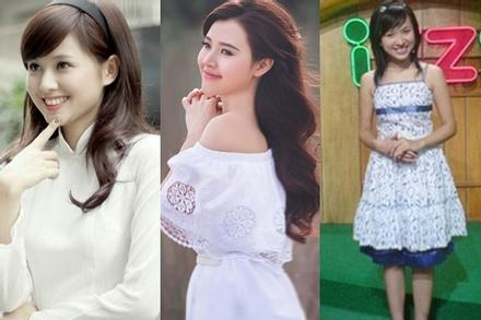 Bất ngờ trước những biệt danh khác xa với tên thật của các hotgirl - hotboy Việt đình đám