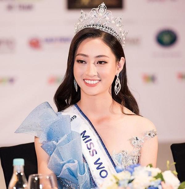 Rộ tin đồn hoa hậu Lương Thùy Linh làm lại răng sau 1 tháng đăng quang Miss World Vietnam-5