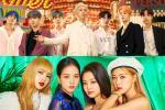 BTS và BlackPink là 2 nhóm nhạc mang đến sự bùng nổ tiền bản quyền KPop trên quốc tế