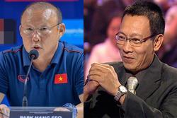 Trước trận Việt Nam - Thái Lan, MC Lại Văn Sâm có loạt tiết lộ bất ngờ về HLV Park Hang Seo