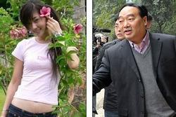 Quen mui hưởng gái đẹp, dâm quan Trung Quốc sập bẫy tống tình