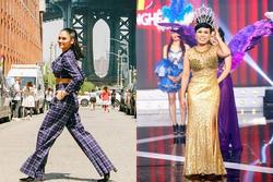 Bản tin Hoa hậu Hoàn vũ 5/9: Miss Universe gây hoang mang với chiều cao ngang ngửa danh hài Việt Hương