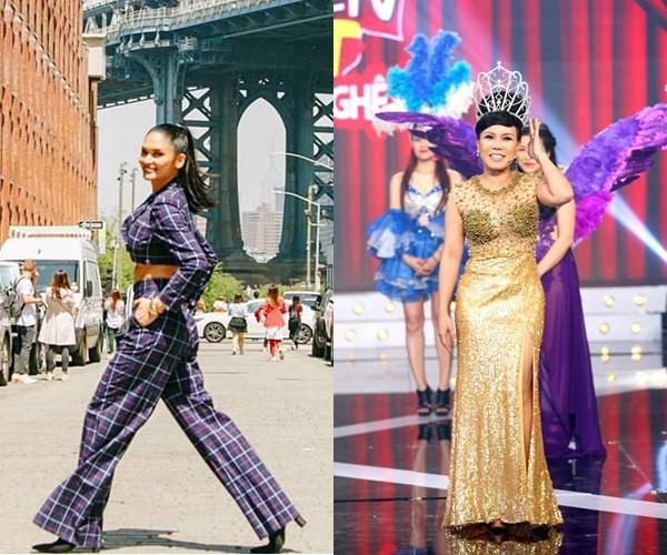 VZN News: Bản tin Hoa hậu Hoàn vũ 5/9: Miss Universe gây hoang mang với chiều cao ngang ngửa danh hài Việt Hương-2