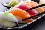 30 giây học cách ăn sushi chuyên nghiệp như người Nhật