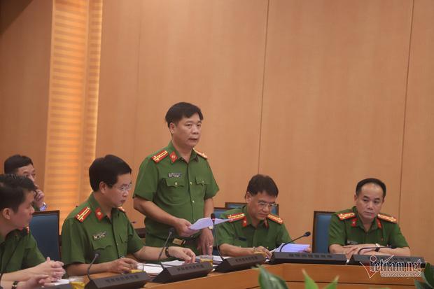 Công an Hà Nội thông tin nguyên nhân vụ cháy nhà máy Rạng Đông-1