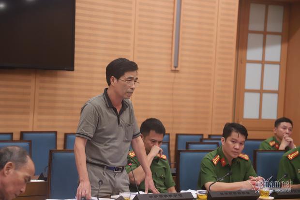 Công an Hà Nội thông tin nguyên nhân vụ cháy nhà máy Rạng Đông-2