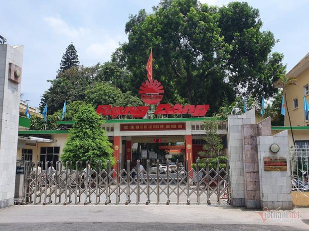 Công an Hà Nội thông tin nguyên nhân vụ cháy nhà máy Rạng Đông-3