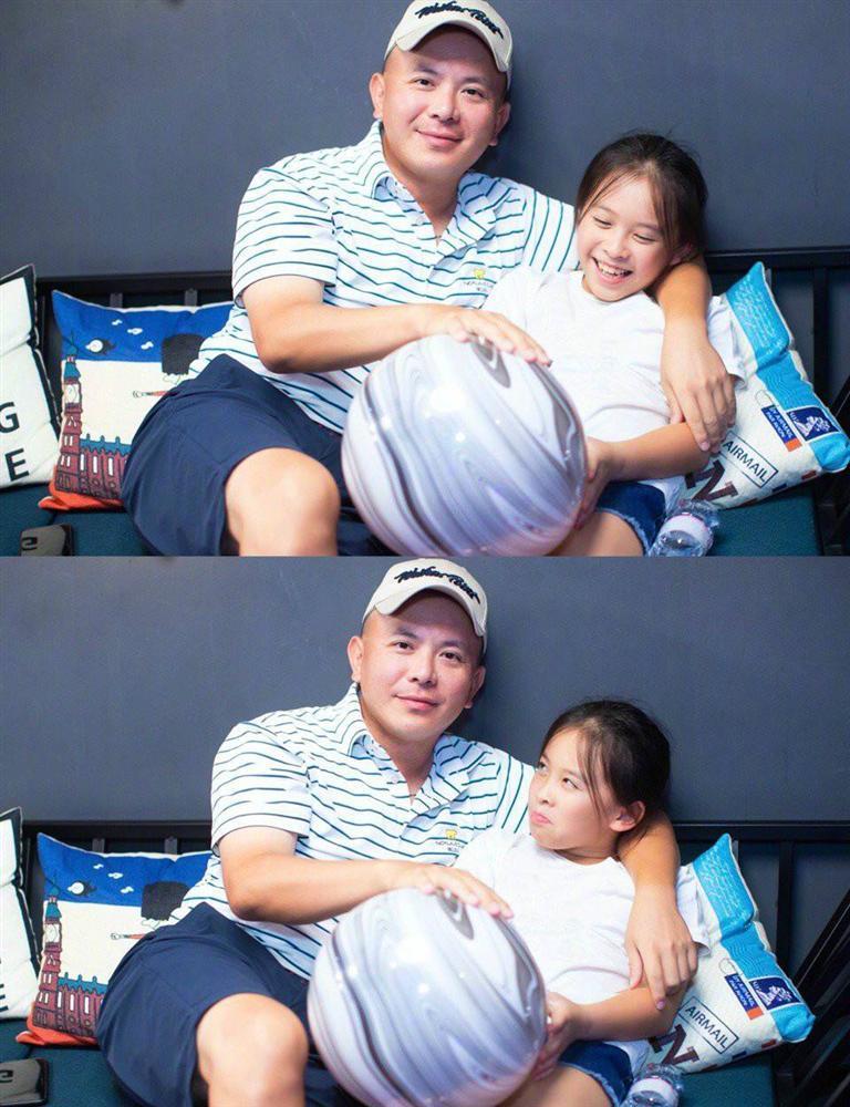 Mới 11 tuổi nhưng ái nữ của A Châu Lưu Đào đã lộ rõ tố chất của một đại mỹ nhân-13