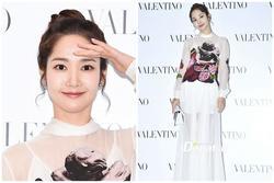 'Thư ký Kim' Park Min Young siêu xinh trong trang phục xuyên thấu