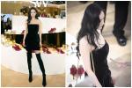 Không phải ai cũng dám ăn mặc phá cách như Dương Mịch: Trên diện váy thướt tha là vậy, dưới lại đi giày thể thao-6