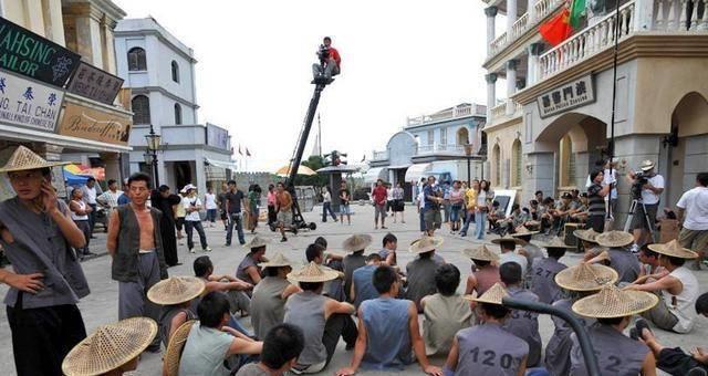 Cảnh tủi nhục của diễn viên quần chúng ở Trung Quốc-1