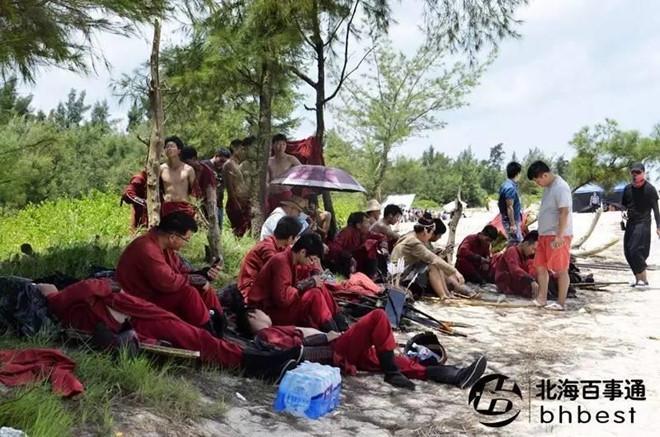 Cảnh tủi nhục của diễn viên quần chúng ở Trung Quốc-11
