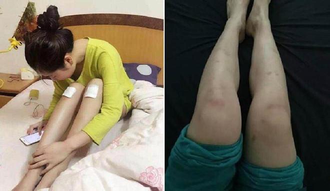 Cảnh tủi nhục của diễn viên quần chúng ở Trung Quốc-7