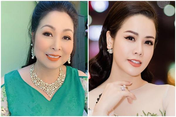 Những nữ diễn viên giống nhau như  2 giọt nước của màn ảnh Việt-1