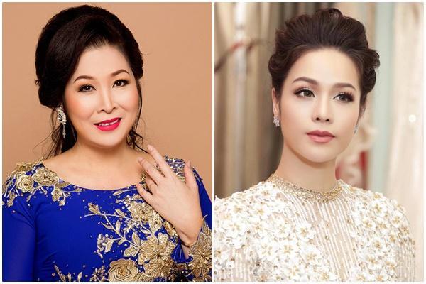 Những nữ diễn viên giống nhau như  2 giọt nước của màn ảnh Việt-2