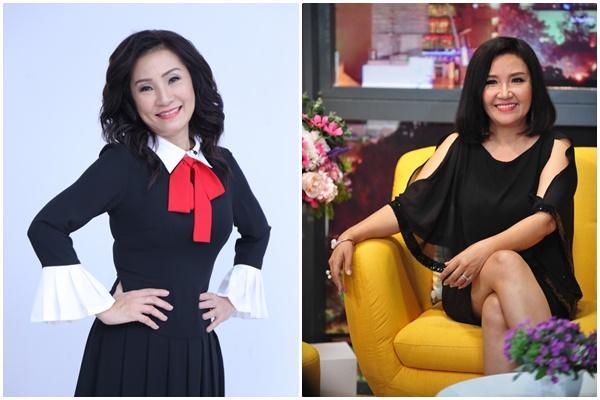 Những nữ diễn viên giống nhau như  2 giọt nước của màn ảnh Việt-4