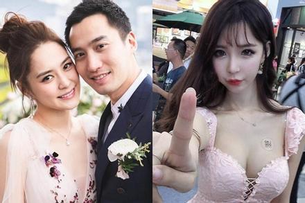 Chồng bị đồn cặp kè với hot Instagram bốc lửa, Chung Hân Đồng nói gì?