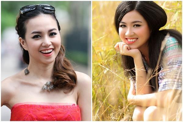 Những nữ diễn viên giống nhau như  2 giọt nước của màn ảnh Việt-8