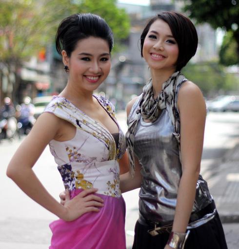 Những nữ diễn viên giống nhau như  2 giọt nước của màn ảnh Việt-7