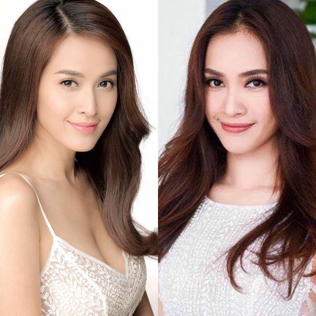 Những nữ diễn viên giống nhau như  2 giọt nước của màn ảnh Việt-5
