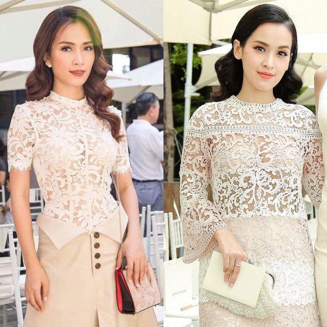 Những nữ diễn viên giống nhau như  2 giọt nước của màn ảnh Việt-6