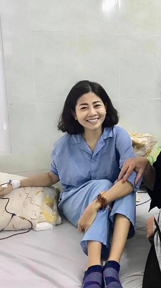 Ốc Thanh Vân giải vây cho Phùng Ngọc Huy khi nam ca sĩ bị chỉ trích vô tâm với Mai Phương lúc gian khó-1