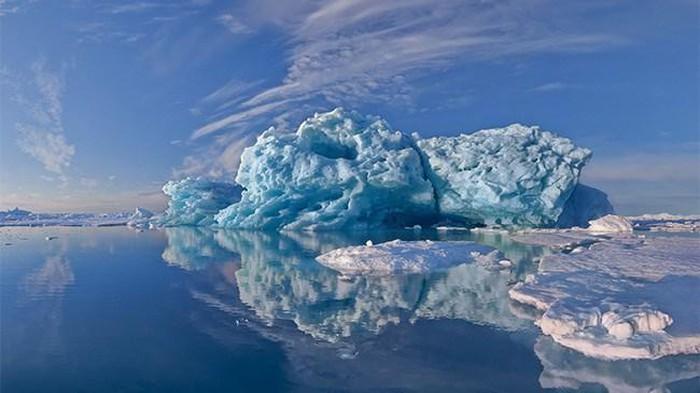 Vẻ đẹp kỳ ảo không ngờ của mảnh đất có thể nhấn chìm thế giới-1