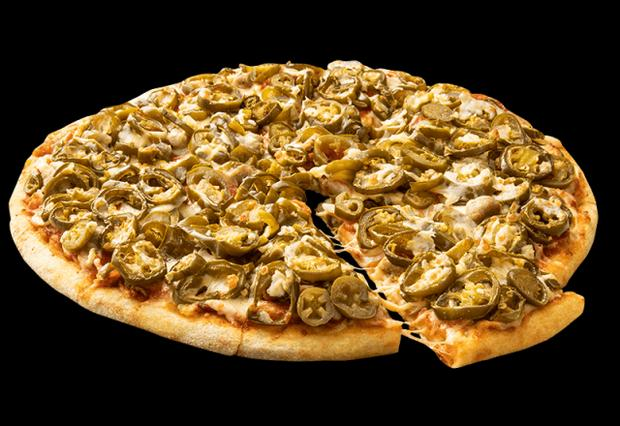 Thêm 1 món ăn cho hội khẩu nghiệp, pizza ớt cay xé lòng của Nhật đố ai dám thử-1