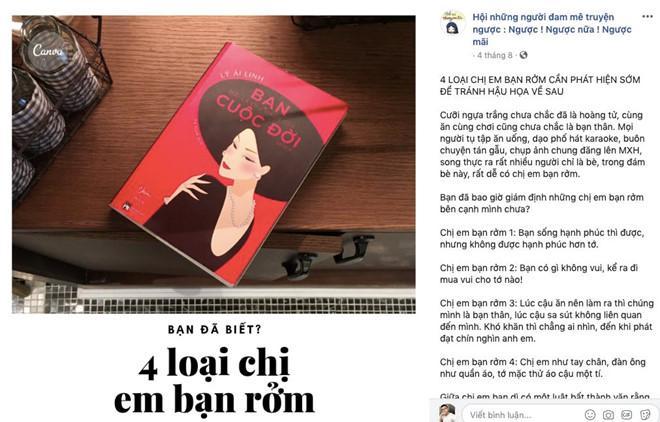 VZN News: Quang Đại tiếp tục bị tố đạo ý tưởng của nhà văn Trung Quốc-2