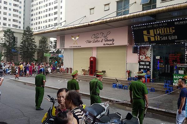 VZN News: Sau 2 tiếng nổ lớn, người đàn ông đổ vật ở chung cư HH Linh Đàm-4