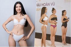 Thúy Vân gây tranh cãi vì mặc bikini khoe hình thể hoa hậu nhưng lại bị nhận xét 'không khác gì đồ lót kém sang'