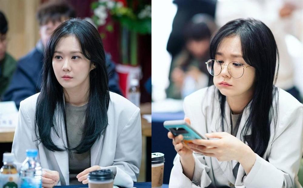 VZN News: Jang Nara gây kinh ngạc với vẻ đẹp không tuổi trong khoảnh khắc chụp lén-1