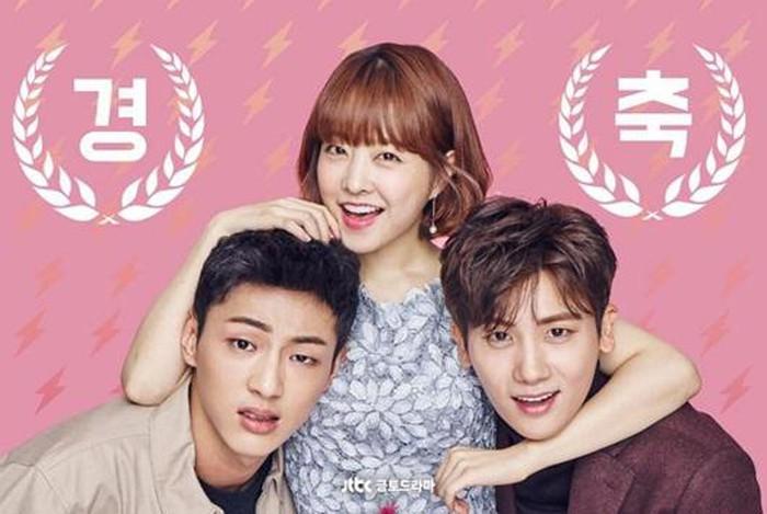 Điểm danh những phim Hàn hài hước lãng mạn quá lố những vẫn khiến fan mê mệt-8