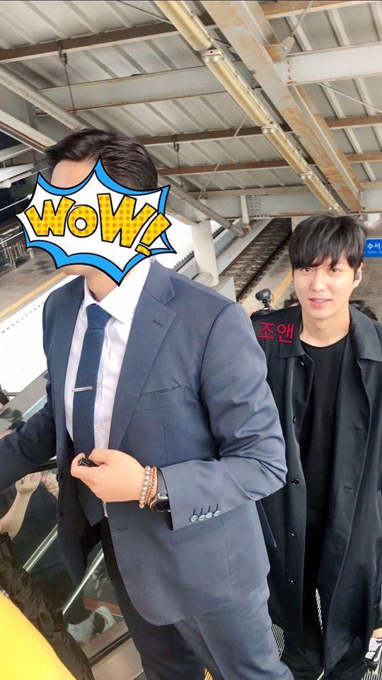 Vừa cười vừa bắn tim thế này bảo sao Lee Min Ho lại khiến dân tình điên đảo đến vậy-5