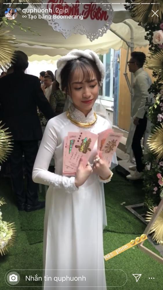 Con gái Minh Nhựa khoe đám cưới khủng: Được 15 siêu xe gần 100 tỷ hộ tống, kim cương phủ đầy tay-7