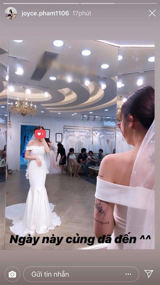 Nhà siêu giàu, con gái đại gia Minh Nhựa vẫn diện lại áo dài cưới trong lễ đón dâu-8