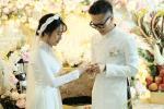 Nhà siêu giàu, con gái đại gia Minh Nhựa vẫn diện lại áo dài cưới trong lễ đón dâu