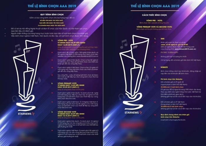 VZN News: Giải thưởng Hàn vướng nhiều ồn ào trước khi bị loạt sao Việt từ chối-2