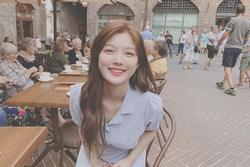 Sao nhí xinh nhất xứ Hàn Kim Yoo Jung khoe vẻ đẹp ngọt ngào đáng ngưỡng mộ