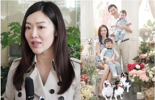 Hoa hậu Hong Kong tố bảo mẫu đánh con-1